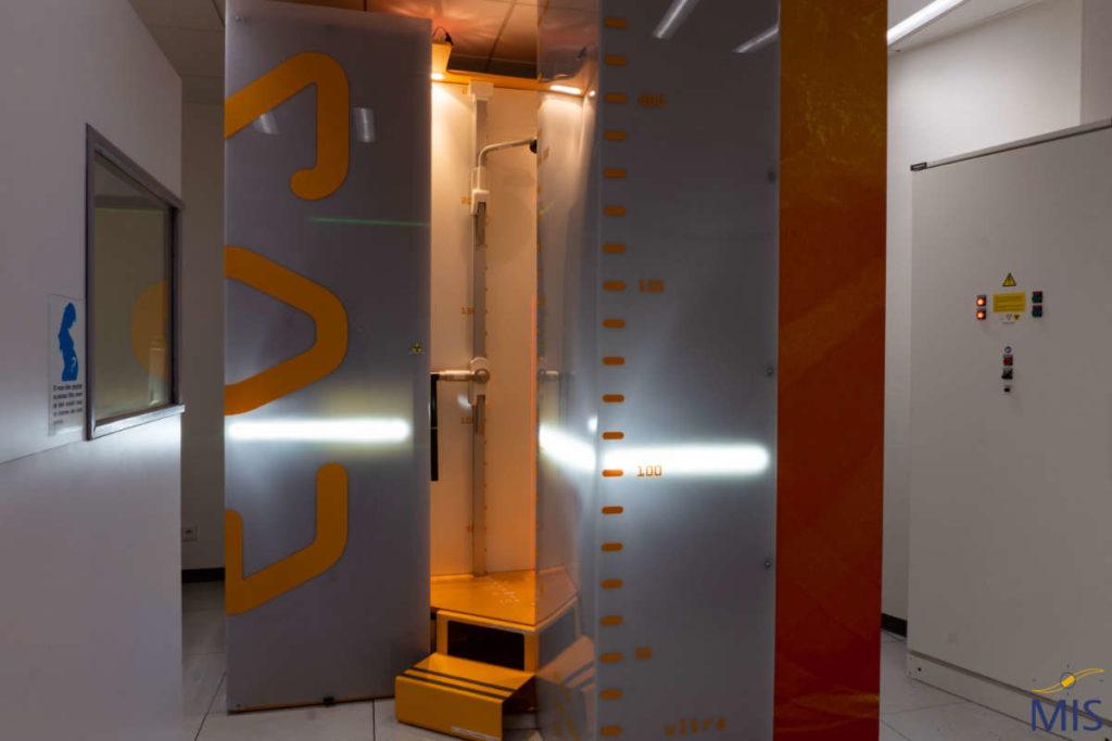Appareil de Cone Beam du centre de radiologie Étoile-Jacobins au Mans