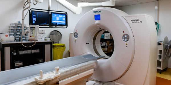 Photographie d'un appareil de Scanner