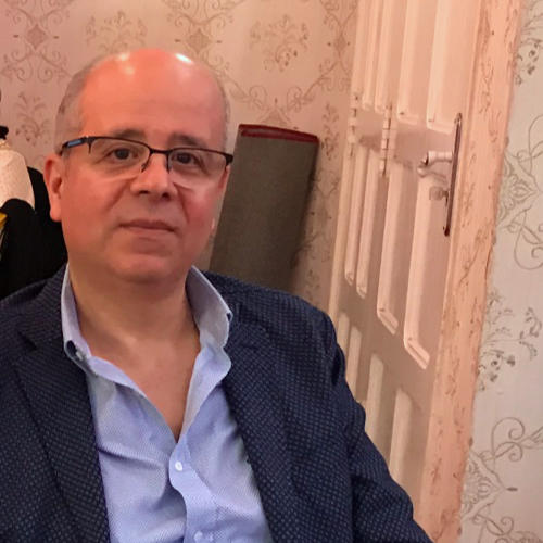Portrait du docteur Nasr Dine Benchaib